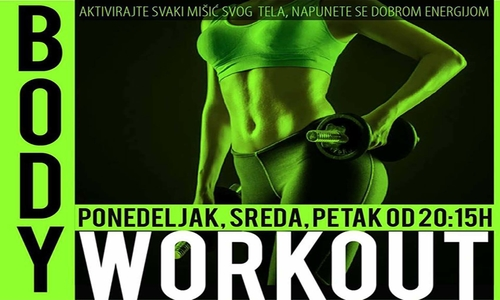 Reklama Body Workout